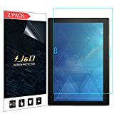J&D Compatible for 2-Pack Lenovo Moto Tab 10.1