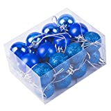 24pcs-Christmas-Balls-Ornament-Shatterproof-Pendants-for-Holiday-Xmas-Garden-Decorations-Blue
