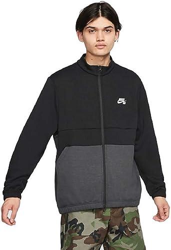 Pionero Mala suerte Médico  Nike SB Dri-FIT - Chaqueta de chándal para hombre, color negro  Negro/antracita/Summit White (negro). XXL: Amazon.es: Ropa y accesorios