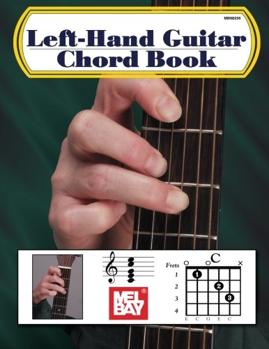 Mel Bay Left-Hand Guitar Chord Book