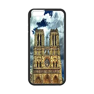 Kweet Notre Dame ~ Paris, France. so Beautiful so Grateful to Have Seen this is Person IPhone 6 Plus Cases, {Black}