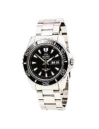 Orient Men's CEM75001B Stainless Steel Dive Watch