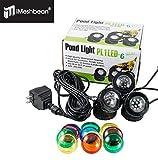 iMeshbean® JeBao Submersible LED 3 Light Pond Light Kit by i-mesh-bean