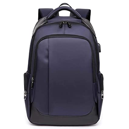 d17f0cf53 Men's Backpack Business Bag Leisure Bag School Bag Laptop Bag Travel Bag,  Large Capacity Rechargeable