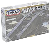 Emhar WWI British Mk.IV Tadpole Tank with Rear Mortar - 1:72 Plastic Model Kit