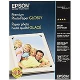 Glossy Premium Photo Paper - 8.5x11 Inch