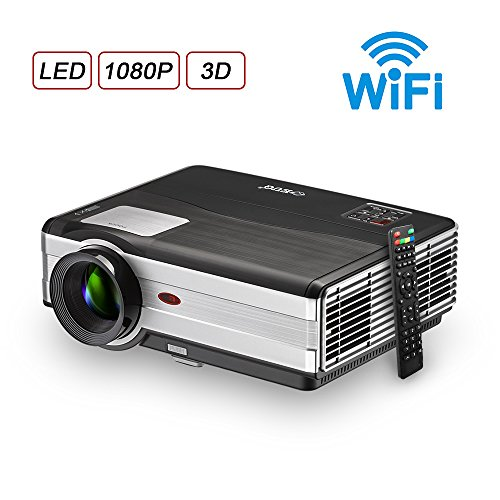 Denden eug pocket mini projector hd 1080p support 1500 for High resolution mini projector