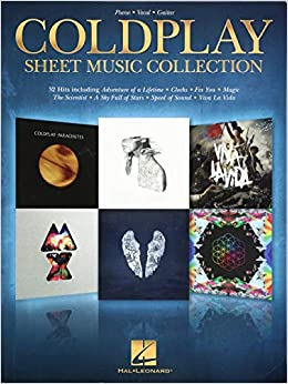 Coldplay Sheet Music Collection: Coldplay: 0888680671273