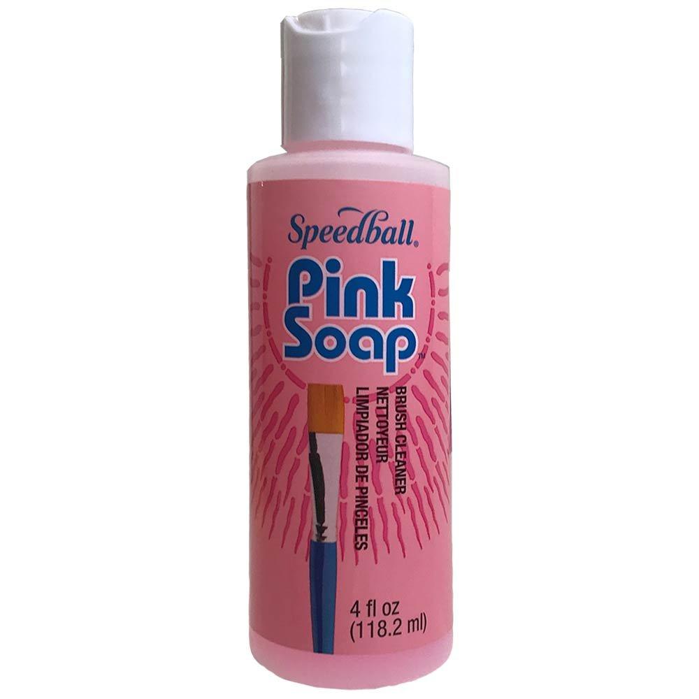 Speedball Art Products 13264 Mona Lisa Pink Soap-4 Ounces