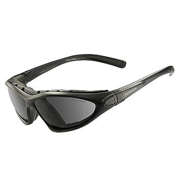 John Doe Memphis Basic Sonnenbrille Schwarz gGJe1Ar