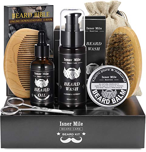 Upgraded Beard Care Kit