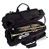 Pro Tec MX301CT B-Flat Trumpet Case, Black