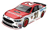 Lionel Racing Ryan Blaney #21 Motorcraft 2017 Ford Fusion 1:64 Scale ARC HT Official Diecast of the NASCAR Cup Series.