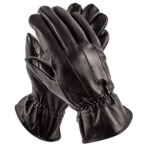 Pierre Cardin Men's Leather Gloves