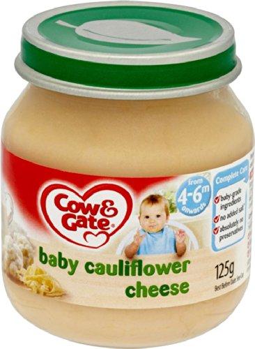 Baby Food  Months Cauliflower