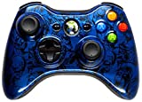 zombie controller for xbox 360 - BLUE ZOMBIE 5000+ Modded Xbox 360 Controller, Works with all games Including COD Black Ops 3