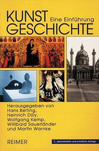 Kunstgeschichte: Eine Einführung Taschenbuch – 1. März 2008 Hans Belting Heinrich Dilly Wolfgang Kemp Willibald Sauerländer