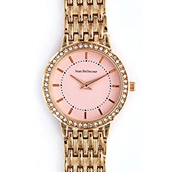 Jean Bellecour -  -Armbanduhr- REDS15-RGP_Rose Gold