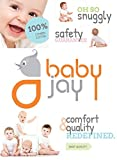 Baby Jay Cotton Undershirt T-Shirt, Short Sleeve