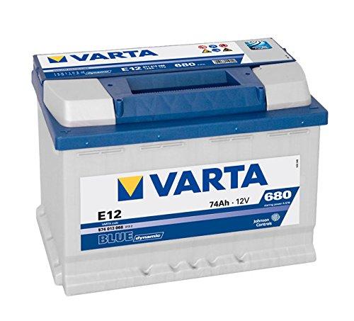 Varta E12 Car Battery: