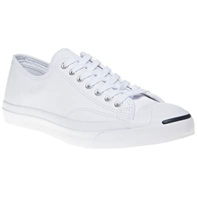 CONVERSE JACK PURCELL Leather OX Herren Sneaker Weiß