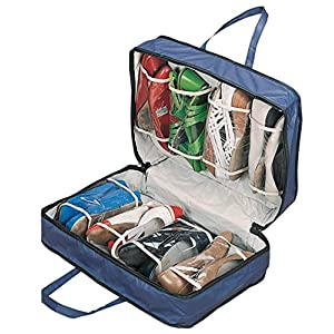 WalterDrake Shoe Storage Travel Bag, One Size Fits All, Blue