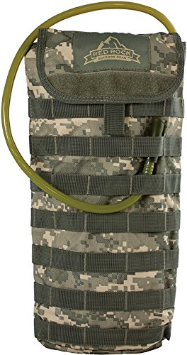 - Red Rock Outdoor Gear Molle Hydration Pack, ACU