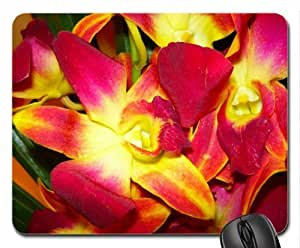 My Singapore Orchid Mouse Pad, Mousepad (Flowers Mouse Pad)