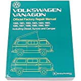 Volkswagen Vanagon Official Factory Repair Manual: 1980-1991
