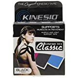 Kinesio Tex Classic, Black, 2 in x 13.1 Ft
