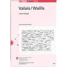 Valais / Wallis 105 2015: BUN.A105