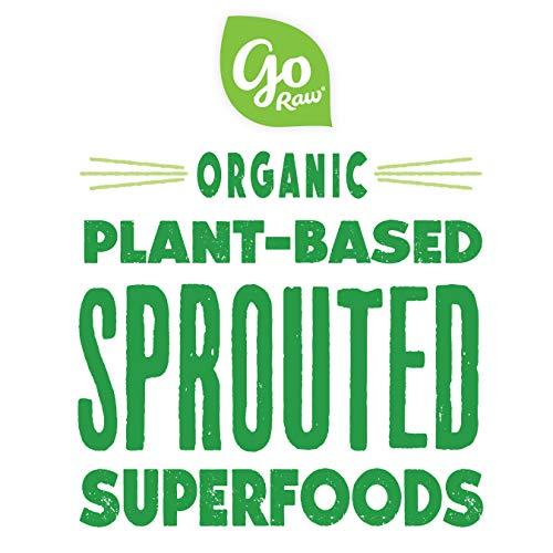 Go Raw Pumpkin Seed Bars | Keto | Gluten Free Snacks | Vegan | Organic | Paleo | Superfood (10 Bars) 8