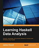 Learning Haskell Data Analysis Front Cover