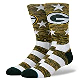 Stance Men's Packers Banner Socks