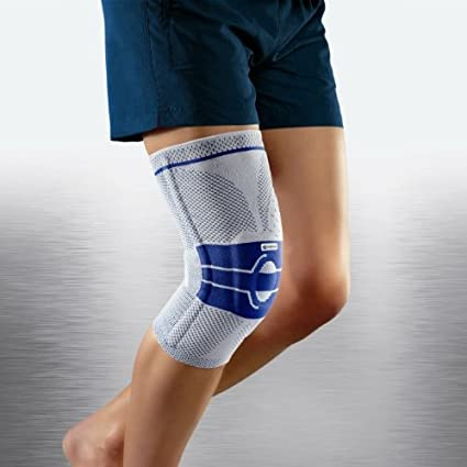 1b7ad345ef Bauerfeind - GenuTrain A3 - Knee Support - Breathable Knit Knee Brace Helps  Relieve Chronic Knee Pain and Irritation, Designed for Active People, ...