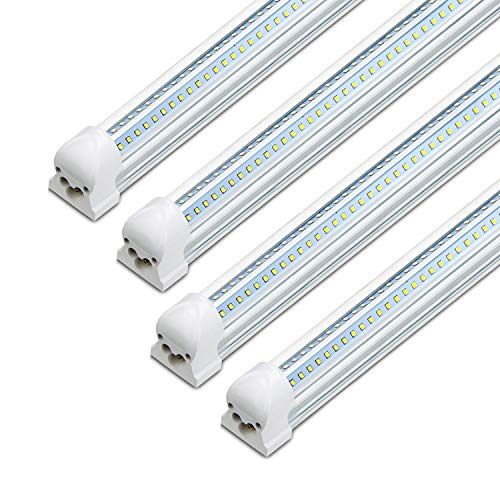 Led Tube Light Fixture T8 4Ft