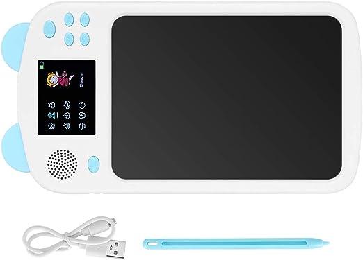 LCDライティングボード、 電子子供描画タブレット、 子供のための消去可能なデジタル手書きパッド、 高感度液晶フィルム技術を搭載したグラフィックタブレット-目を保護(青い)