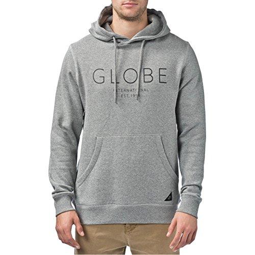 Globe Mens Hoodie (Globe Mod IV Pullover Hoody X Large Pewter Marl)
