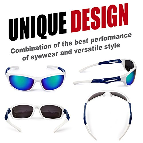 Duduma Polarized Sports Sunglass...