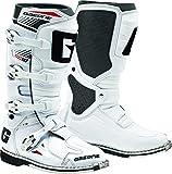 #6: Gaerne 2190-004-010 SG-10 Boots (White, 10)