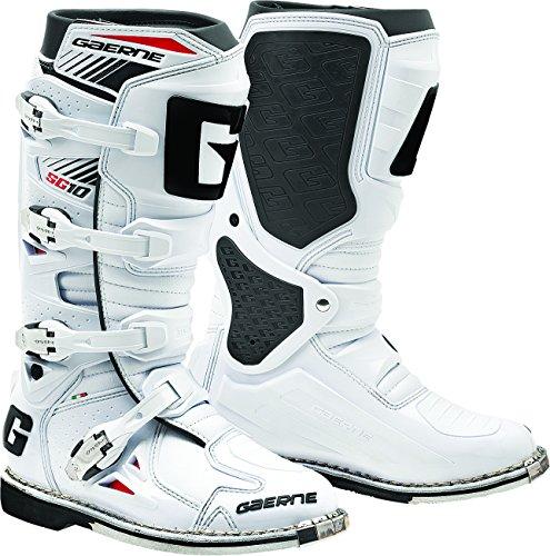 Gaerne 2190-004-011 SG-10 Boots (White, (Sg10 Boots)