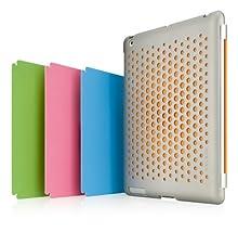Belkin F8N644CWC00 Funda iPad- Multicolor, Policarbonatado