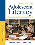 img - for Improving Adolescent Literacy: Content Area Strategies at Work (4th Edition) book / textbook / text book