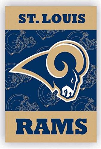 Nfl Premium Banner (St Louis Rams NFL Sports Fan Premium 28