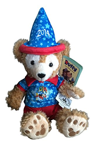 2014 Duffy the Disney Bear Sorcerer Mickey Mouse