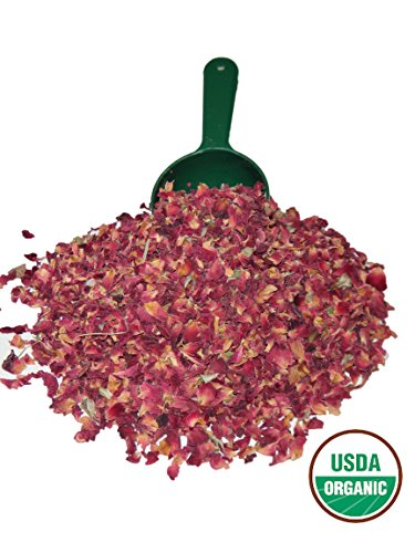 Buy dried roses for bath bombs