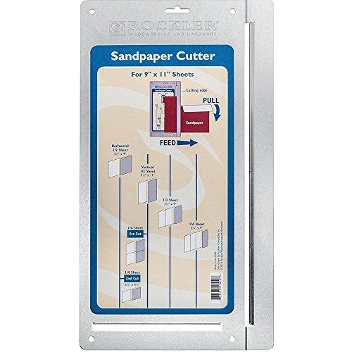 Top 10 sand paper cutter