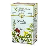 Celebration Herbals Rooibos-South African Tea Organic 24 Tea Bag, 48Gm