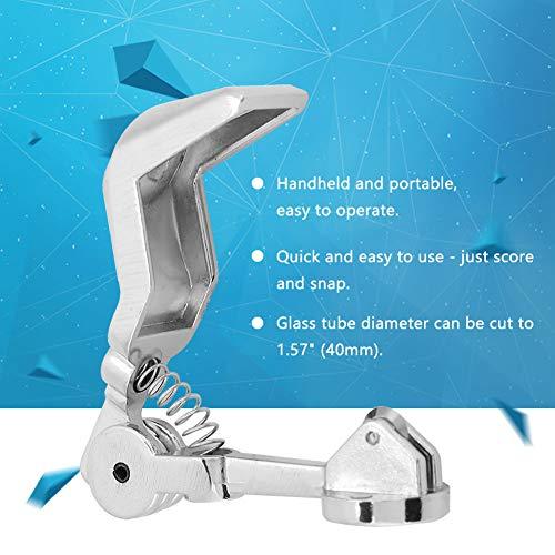 Tube Cutting Tool, Glass Durable Tube Cutter, Pipe Cutter, for Industry for Cutting Glass Tube