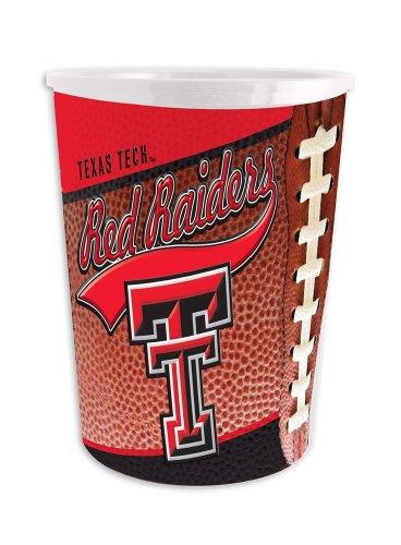 Texas Tech Raiders Waste Basket
